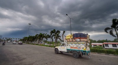 Cyclone 'Yaas' : IMD predicted heavy wind along Andhra Pradesh , today