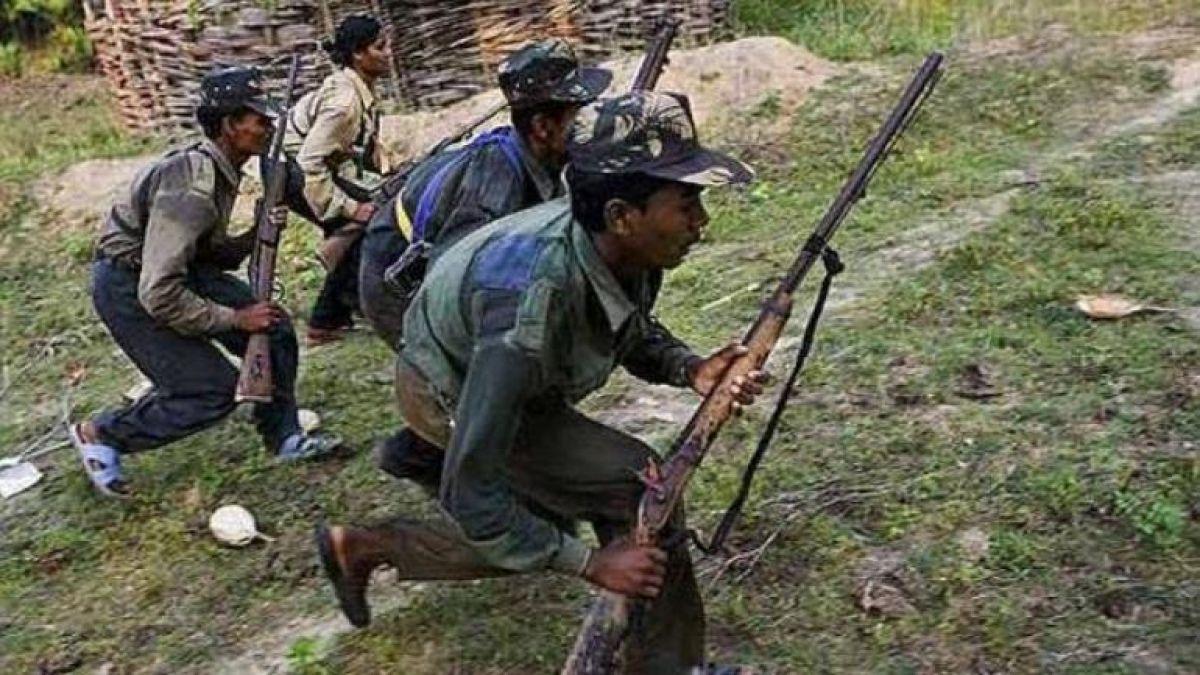 Security forces  gunned down the Naxal, accused in BJP MLA Bhima Mandavi's killing