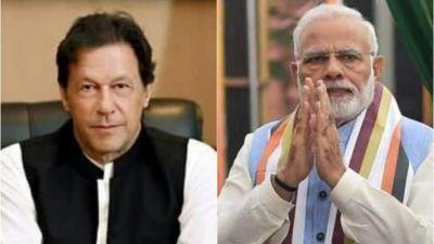 Pakistan PM Imran Khan calls to congratulate PM Modi,