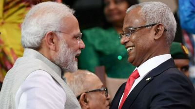 PM Modi to visit the Maldives on his first foreign tour