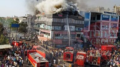Surat fire: Coaching center owner arrested