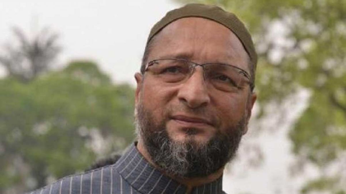 'We're not human in their eyes'Asaduddin Owaisi on 'Muslim hawker shot at in Begusarai' tweet