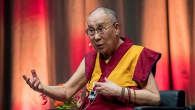 Dalai Lama calls for people to come together in fight against COVID-19