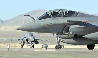 IAF chief marshal BS Dhanoa's Kargil squadron to get first Rafale jets