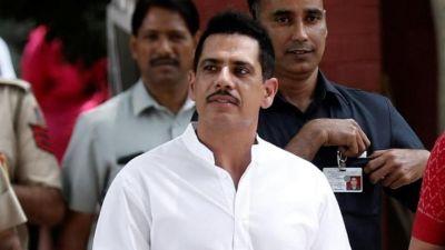 ED summons Robert Vadra over land grab cases in NCR, Bikaner