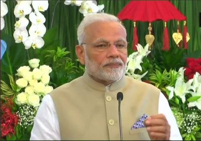 India's Act East Policy and  SAGAR  match Indonesia's  Maritime Fulcrum Policy: Modi