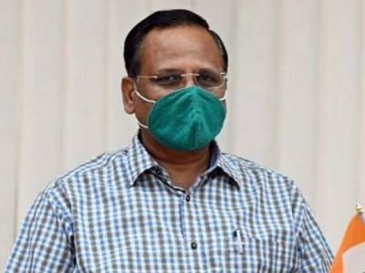 Delhi Health Minister OSD Rakshit succumbs battling COVID-19