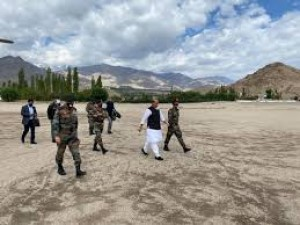 Gilgit-Baltistan is illegally occupied by Pakistan, says Rajnath Singh Indian Defence Minister