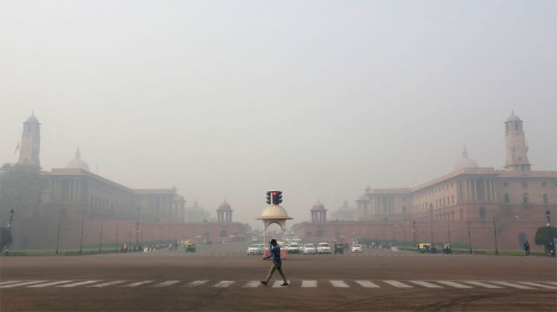 Delhi air quality improves to 'poor' on Diwali day, likely to severe plus emergency' on Thursday