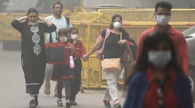 Delhi pollution: All schools to remain closed till Sunday, Manish Sisodia