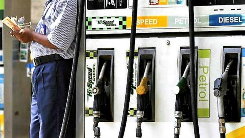 Today again the petrol-diesel price decreases- See details