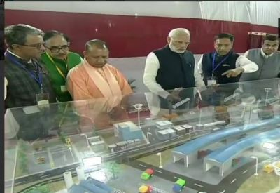 PM Modi dedicates newly constructed Multi-Modal Terminal in Varanasi to the nation, along with other developmental projects