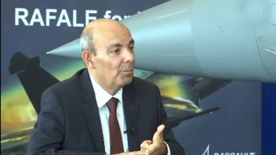 I don't lie: Dassault Aviation CEO Eric Trappier denies accusation levelled by Rahul Gandhi over Rafale