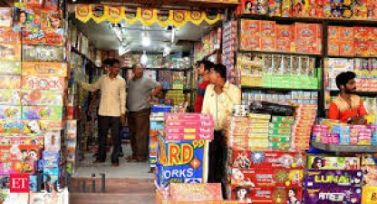 Telangana Fire cracker seller gets big relief from supreme court