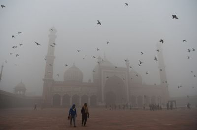Thick haze engulfs national capital, air quality remains in 'severe' category