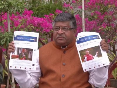 BJP slams Gupkar alliance, saying Congress to clarify its stand over Article 370