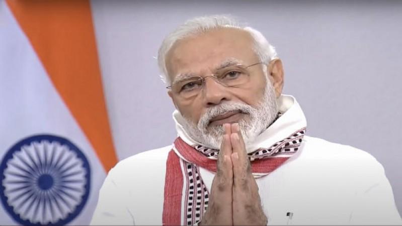 राष्ट्रीय बालिका दिवस पर बोले PM मोदी- 'हम देश की बेटी को सलाम करते हैं'
