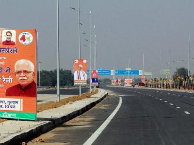 PM Modi to inaugurate Escorts Mujesar-Ballabhgarh Expressway of Delhi Metro today