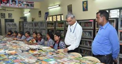 Cakatiya Institute of Technology and Science Warangal organized the 53rd National Library Week