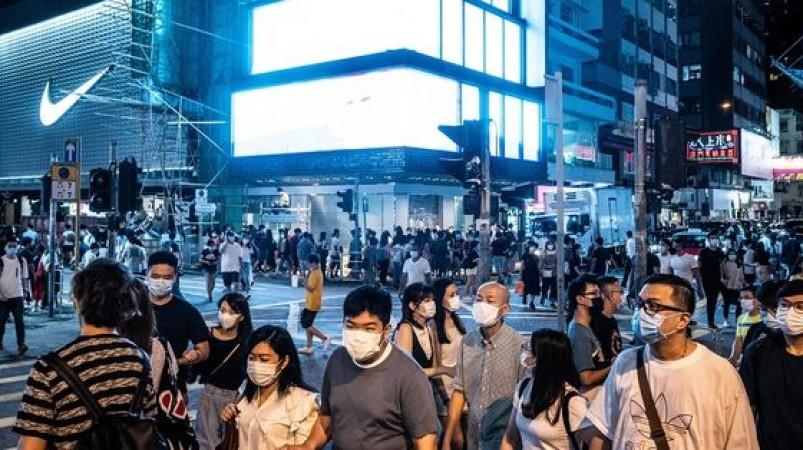 हांगकांग में कोरोना की चौथी लहार ने किया प्रवेश