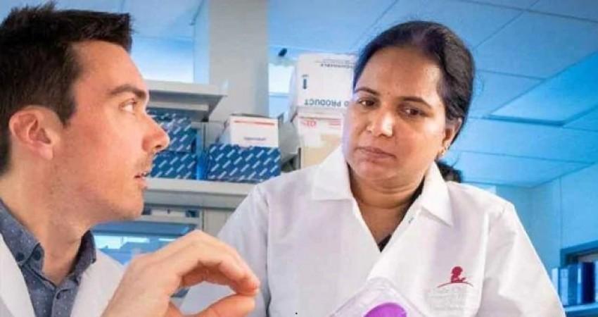 भारतीय-अमेरिकी डॉ. थिरुमाला-देवी कन्नेगंती ने कोरोना से बचने के लिए ढूंढा कल्पनाशील उपाय