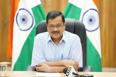 DelhiCM Arvind Kejriwal hopes third wave may recede if trend holds