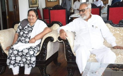 Odisha Governor wife breathed her last, Covid 19 victim