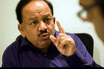 No sense to consider Pfizer vaccine as the Co is yet to get approval in the US: Harsh Vardhan