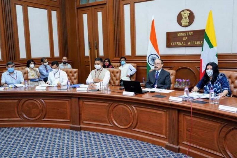भारत और म्यांमार के बीच संयुक्त व्यापार समिति की बैठक, द्विपक्षीय आर्थिक संबंधों की होगी समीक्षा