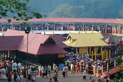 Sabarimala Ayyappa temple distributes medicinal drinking water in bottles to pilgrims