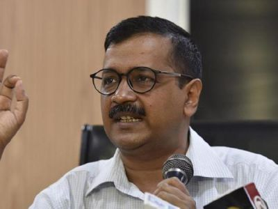 Man booked for carrying live bullet to Delhi CM Arvind Kejriwal's home
