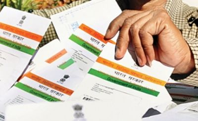 Likely to extend deadline for Aadhaar linking up to March 31: Centre to SC