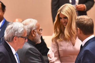 Today Ivanka Trump, PM Modi to inaugurate Global Entrepreneurship Summit  2017