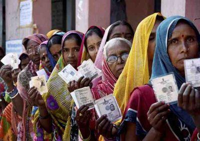 26 districts of Uttar Pradesh facing the ballot battle