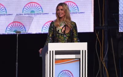 Technology supporting women entrepreneurs extremely: Ivanka Trump