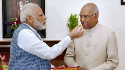 14th  President of India Ram Nath Kovind turns 73, PM Modi along with political dignitaries pour in warm wishes
