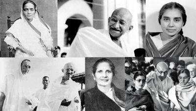 Women influenced by 'BAPU 'Mahatma Gandhi