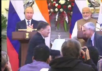 India Russia ink 8 Mous including in fields of Railways, space, nuclear