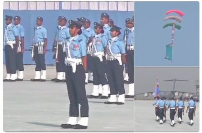 Indian Air Force celebrates 86th Anniversary