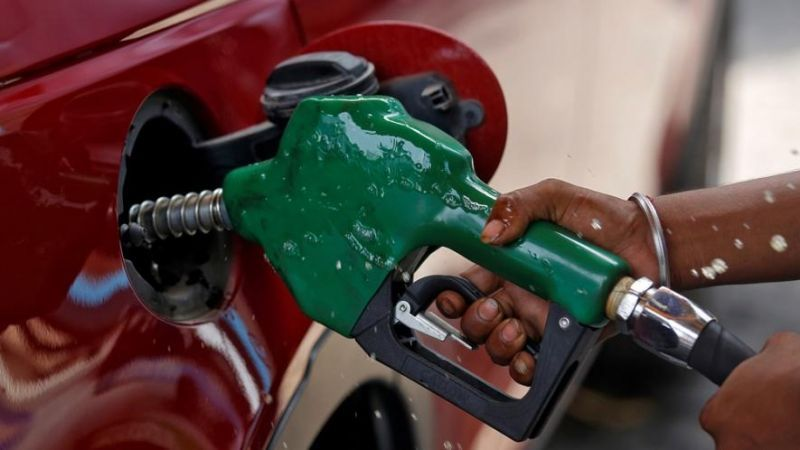 Petrol prices stable today, diesel continues to rise