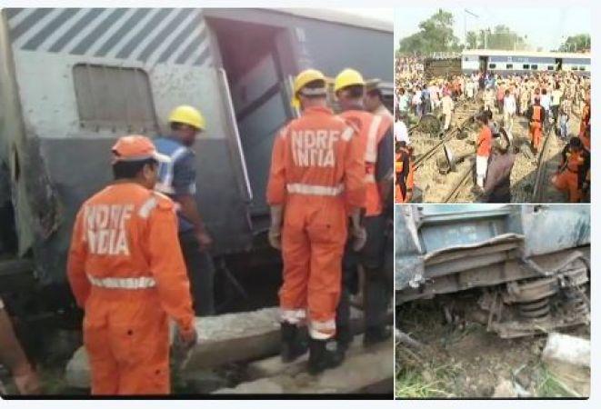 New Farakka Express train derailment in Raebareli  Live updates :Railway Minister Piyush Goyal announces Rs 5 lakh ex-gratia