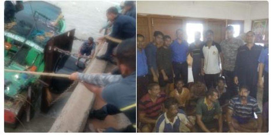 Cyclone Titli Live updates: India Coast Guard rescues 8 fishermen in Paradip and Gopalpur