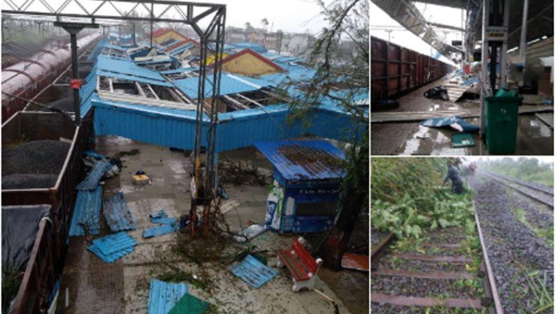 Titli Cyclone Live updates-High alert in Jharkhand, Jhajjham, Ranchi - heavy rainfall in many areas