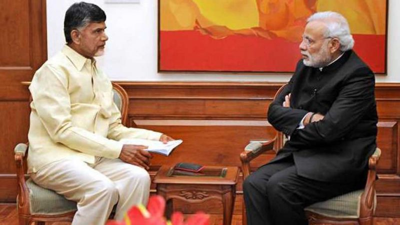 Titli Cyclone: Andhra CM asks PM Modi for Rs 1,200 crore relief
