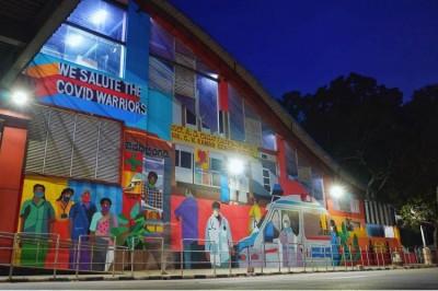 Mural art in Bengaluru by the trans women garners appreciations