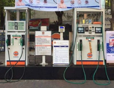 Petrol pumps to remain shut in Delhi on Monday