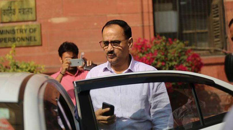 Nageshwar Rao  appointed as interim CBI chief, Govt sends Alok Verma and Rakesh Asthana on leave