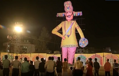 Dussehra celebrations in Indore will be on low-key affair under Covid shadow