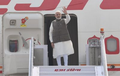 PM Modi departs for Japan to participate in 13th India-Japan Annual Summit