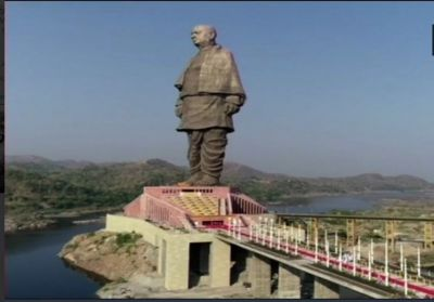Rashtriya Ekta Diwas: PM Modi reached Kevadiya, will inaugurate Statue Of Unity shortly